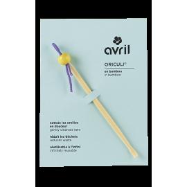 Oriculi©  Ecological ear swab