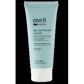 Cleansing gel Men  100 ml – Certified organic