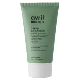 Shaving cream  150ml – Certified organic