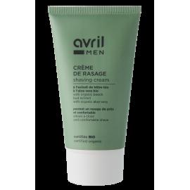 Shaving cream  150ml – Certified organic