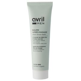 After-shave balm  100ml - Certified organic