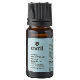 Organic pepper mint essential oil