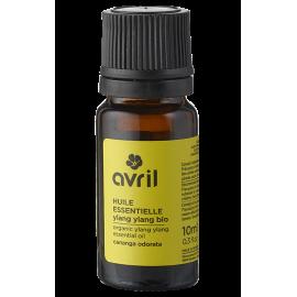 Organic ylang-ylang essential oil