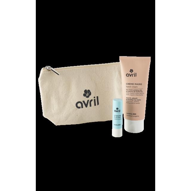 Gift set  Hydratation à plein tube - Cosmetics certified organic