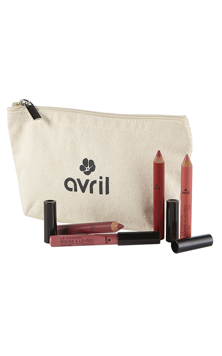 Organic Certified Lipstick Pencils
