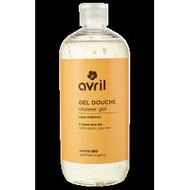 Shower gel Douceur d'abricot  500ml - Certified organic