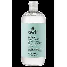 Micellar water  500ml - Certified organic