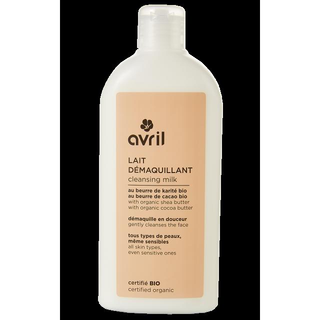 Organic cleansing milk