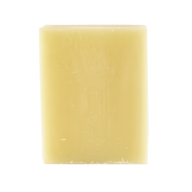 Body cold process soap Neutral  100g - Certified organic