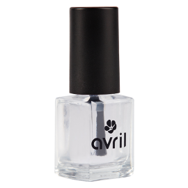 Nail polish 2 en 1 base + top coat   7 ml