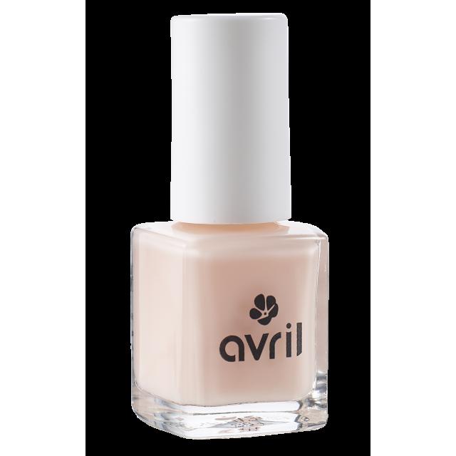 Nude hardener nail polish