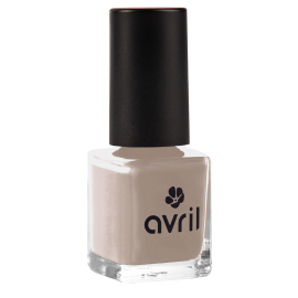 Nail polish Taupe