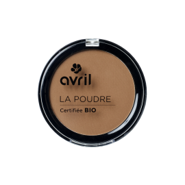Good-looking & Contouring powder Medium  Certified organic