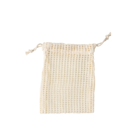 Washing net in organic cotton