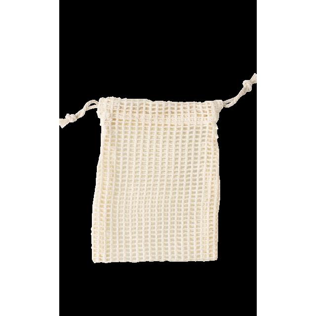 Washing net in organic cotton
