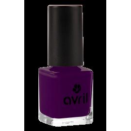 Nail polish Aubergine  7 ml