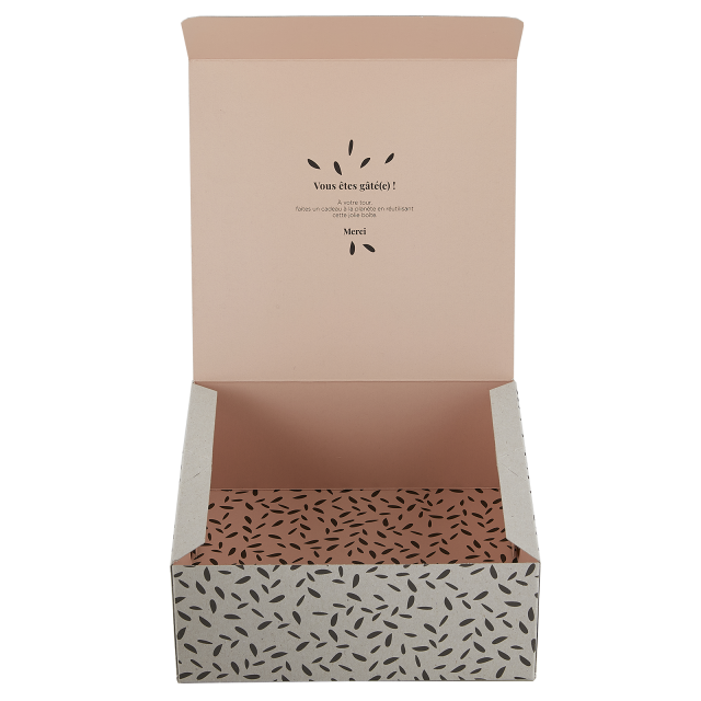 Gift box Pétales Rose