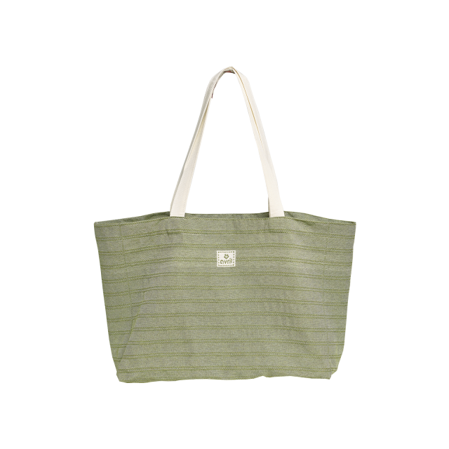 Avril cotton bag  Organic cotton - 39x39cm