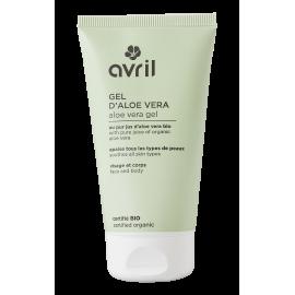 Aloe vera gel  150 ml - Certified organic