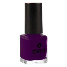 Nail polish Aubergine  7 ml