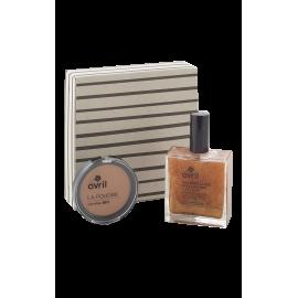 Gift box Briller en société  Cosmetics certified organic