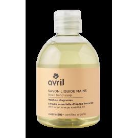 Organic liquid hand soap Fraîcheur d'agrumes