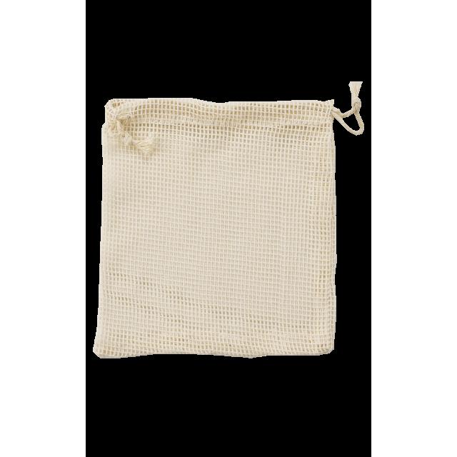 Washing net in organic cotton Big size