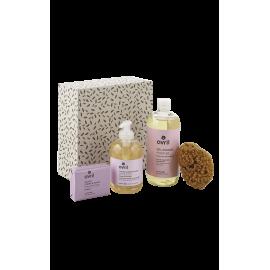 Gift box Escale dans le Sud - Cosmetics certified organic