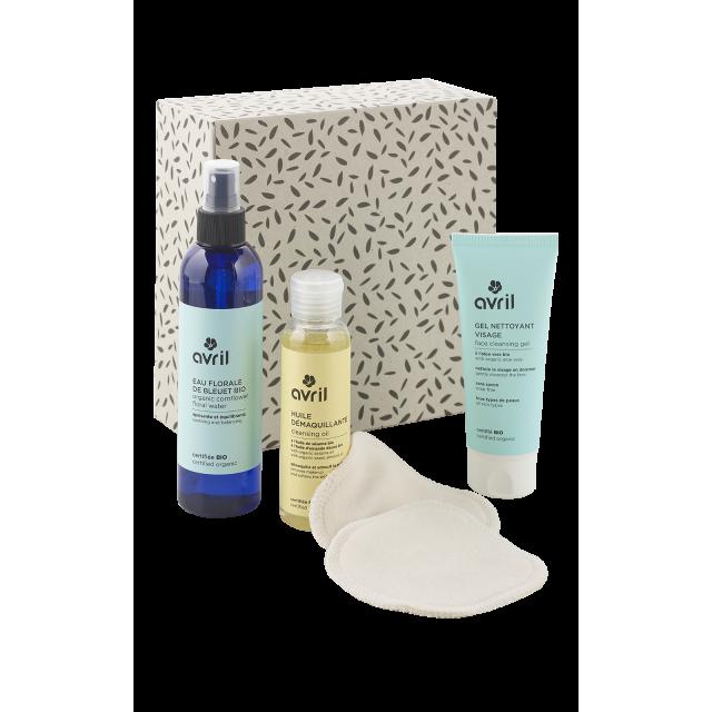Gift box Déshabillez-moi  - Cosmetics certified organic
