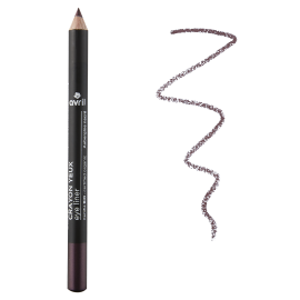 Eye pencil Aubergine Nacré  Certified organic
