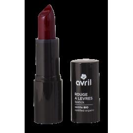 Organic lipstick Cerise Burlat