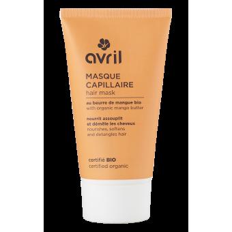 Hair mask   150 ml - Certified organic
