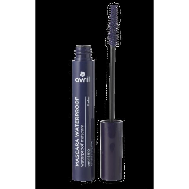 Mascara Water-resistant Marine  Certified organic