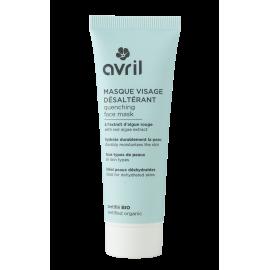 Quenching face mask  50ml - Certified organic