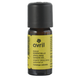 Organic complete ylang ylang essential oil  10ml