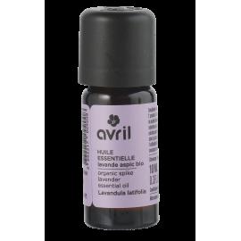 Organic aspic lavender essential oil  10ml