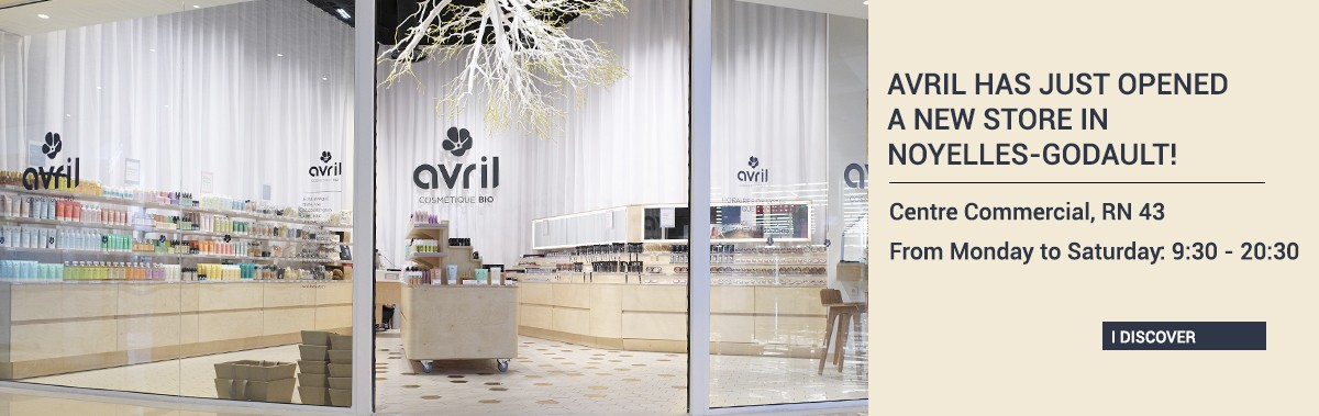 Avril has just opened a new store in Noyelles-Godault