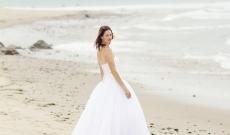Organic and natural make-up for wedding